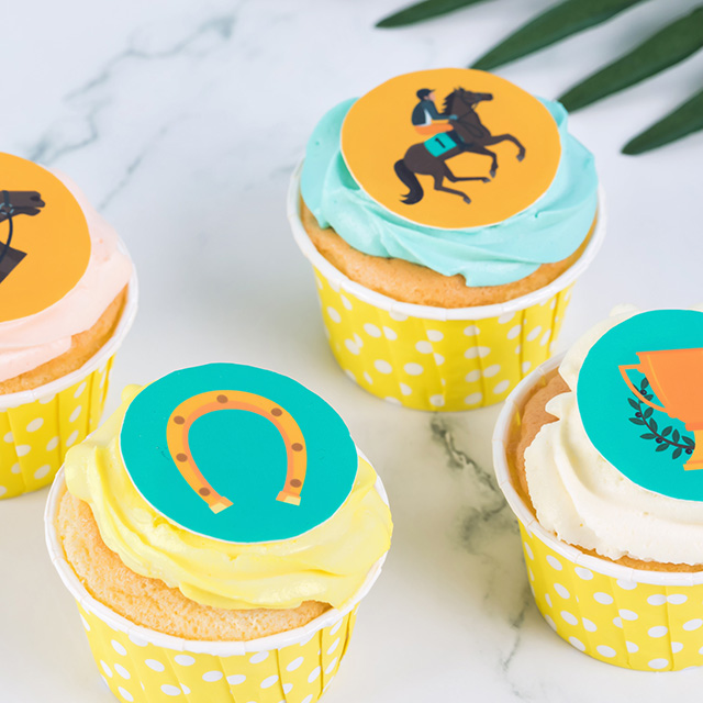 Edible Wafer Paper Toppers